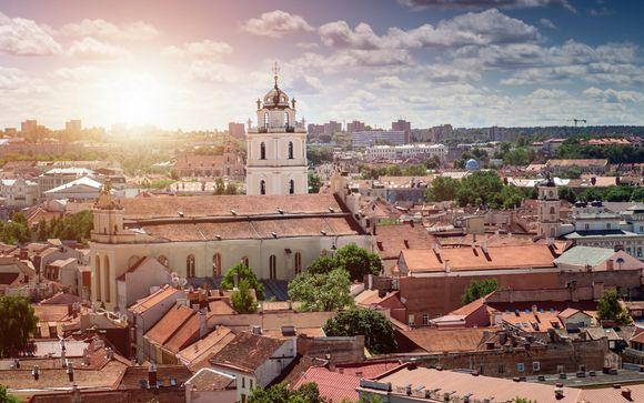 Le Meridien Vilnius 5*