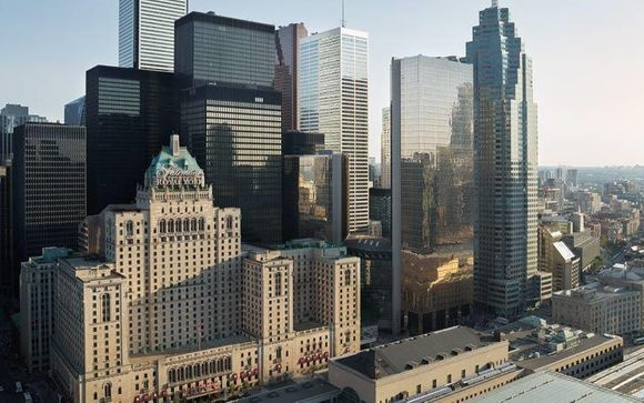 Fairmont Royal York 4* + Optional New York City Stay