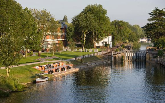 The Runnymede-On-Thames Hotel and Spa 4*