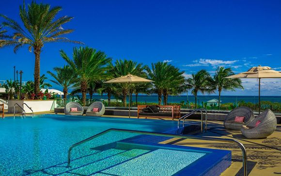 Eden Roc Miami Beach Hotel 4*