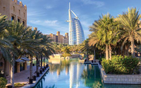 Thrilling Parks & Beautiful Dubai Hotel