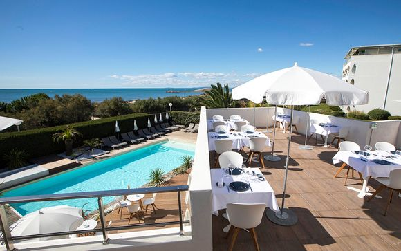 Hotel La Plage Art & Emotions 5*