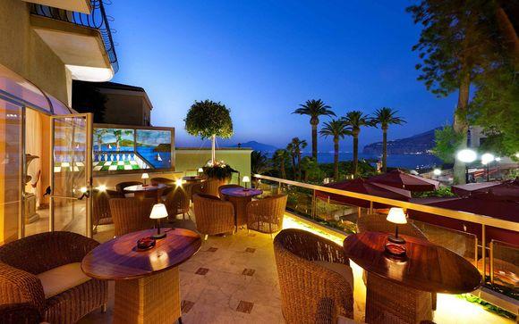 Hotel Continental Sorrento 4*