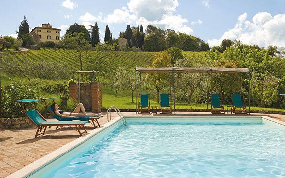 Villa Monte Solare 4*