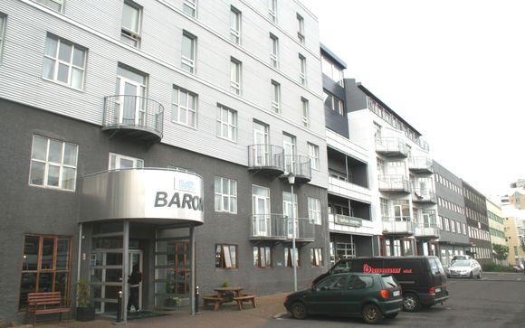 Fosshotel Baron 3*