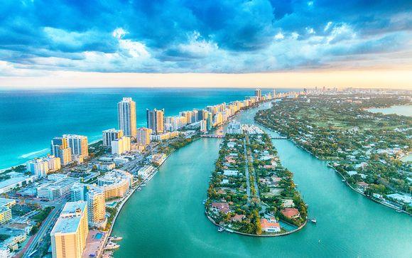 Paradisaical White Beaches in Miami and Jamaica