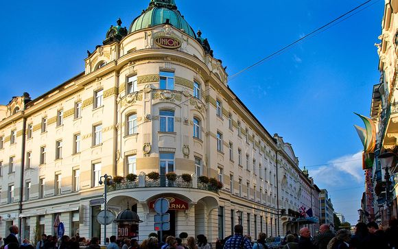 Grand Hotel Union, Ljubljana - 3 nights