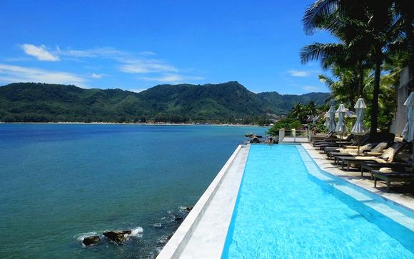 Cape Sienna Phuket Hotel 5*