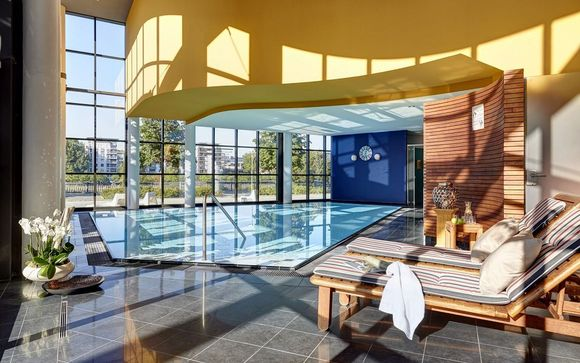 Lindner Hotel & Residence Main Plaza 4*