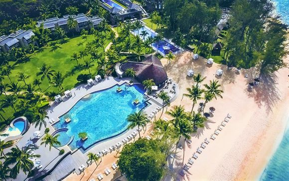 Luxury Collection: Beachfront Resort with Four Pools