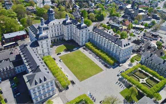 Althoff Grandhotel Schloss Bensberg 5* & Included Gourmet Dinner in Unique Ambience