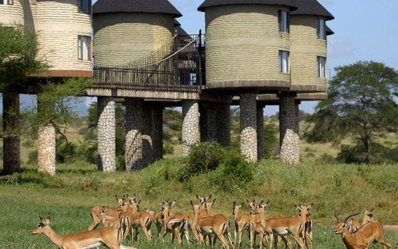 Sarova Saltlick Lodge