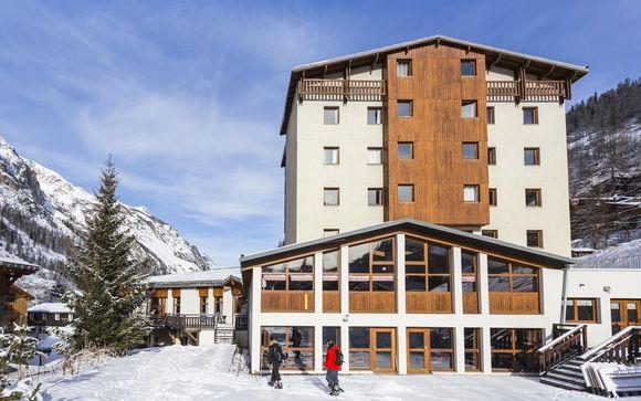 Hotel Club mmv les Brévières 4*