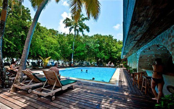 Reethi Beach Resort, Maldives - 7 or 10 nights