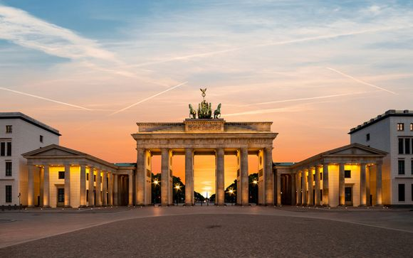 Destination...Berlin, Unter den Linden