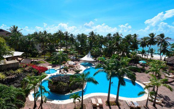 Diani Reef Beach Resort & Spa 5* & Safari
