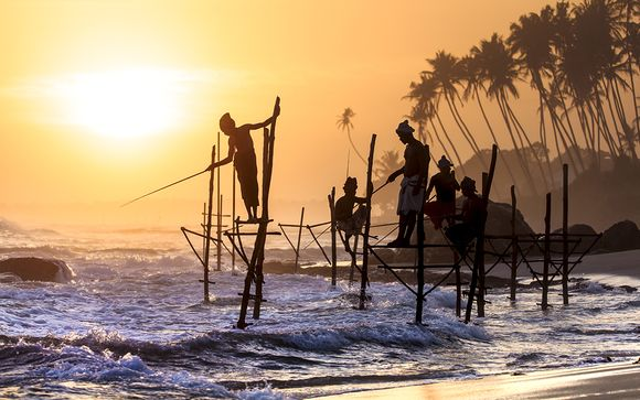 Family Discovery of Sri Lanka Tour with Optional Beach Extension