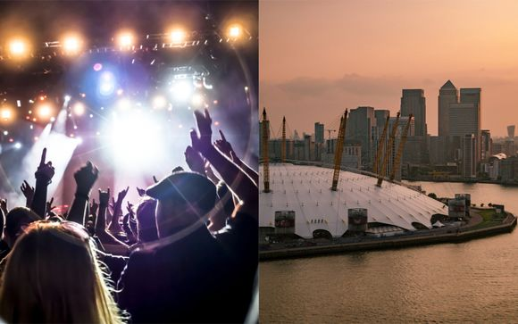 Must-See Concert & Hotel with Iconic Views