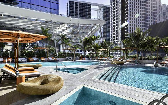 EAST Miami 5* & Optional Bahamas Cruise
