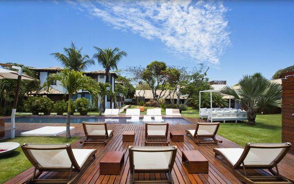 Serena Boutique Resort 4* - Buzios