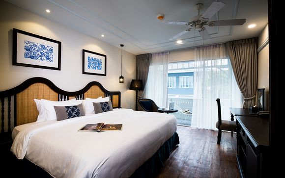 Away Chiang Mai Thapae Resort 4*