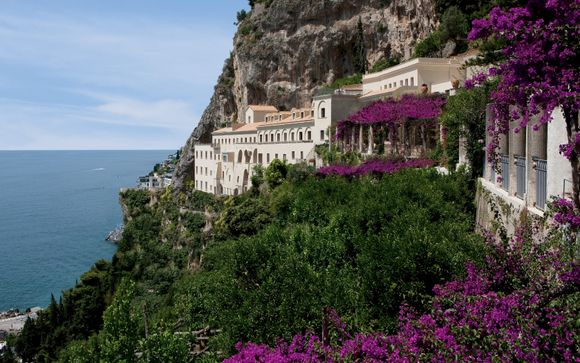 NH Collection Grand Hotel Convento di Amalfi 5*