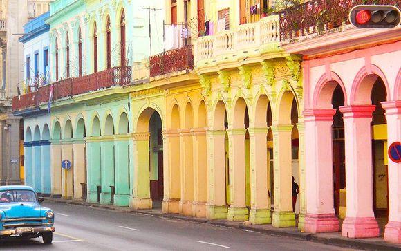 Havana, Vinales & Ocean Vista Azul 5*