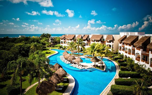 Set Right On A Stunning White Sand Beach Shrouded By Lush Greenery And  Tropical Flora The
