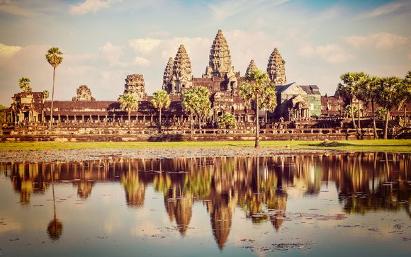 Authentic Cambodia & Thailand 5*