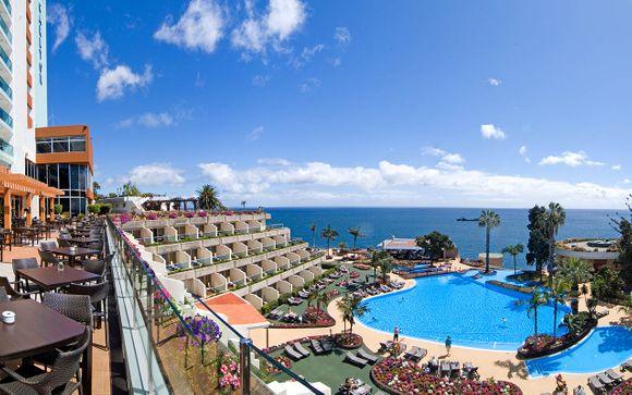 Pestana Carlton Madeira Ocean Resort Hotel 5*