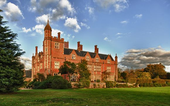 Horsted Place Hotel