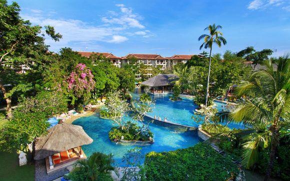 Furamaxclusive Resort Villas Ubud 4 Novotel Bali Nusa Dua 5 Denpasar Up To 70 Voyage Prive