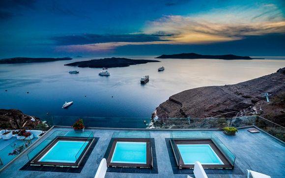 Kratiras View Luxury Suites