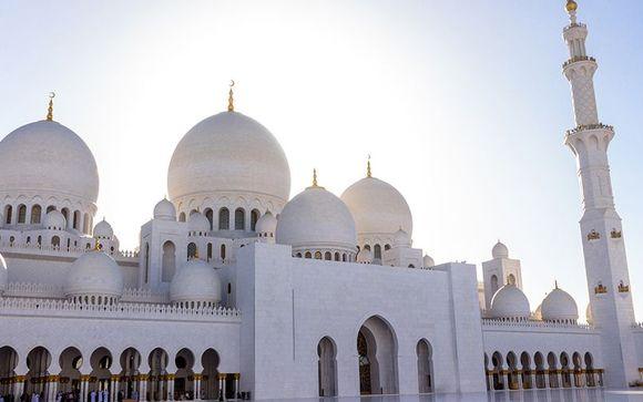 Optional Stopover in Abu Dhabi