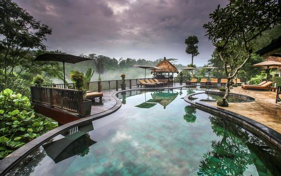 Nandini Jungle Resort and Spa Bali 4*