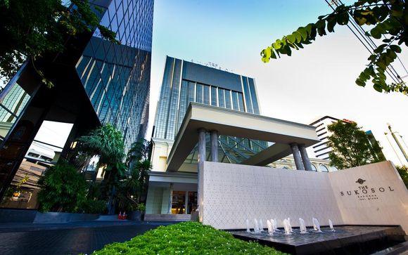 The Sukosol Hotel Bangkok 5*
