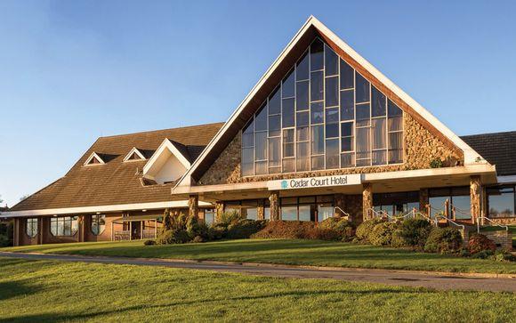 Cedar Court Hotel Huddersfield & Halifax 4*