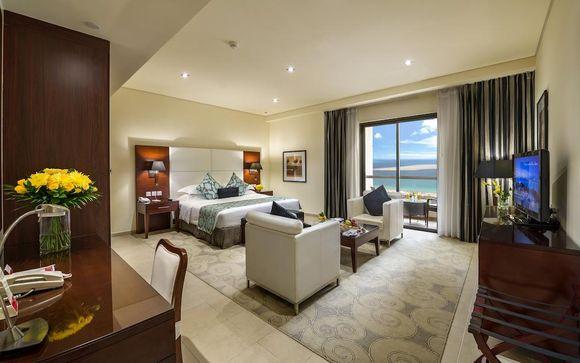 Enjoy Upgraded Executive Room Accommodation