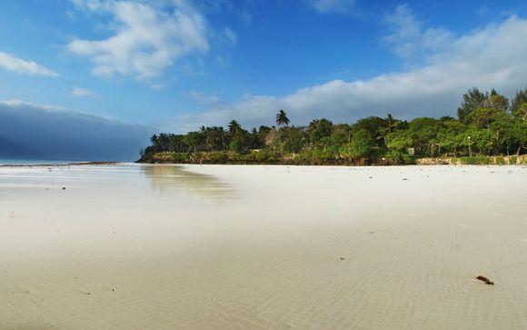 All Inclusive Beach Escape & Safari