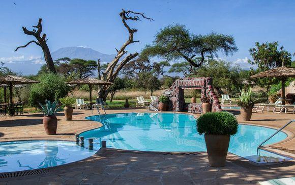 Baobab Beach Resort 4* & Safari