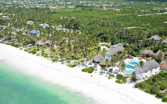 African Sun Sea Beach Resort & Spa 3*