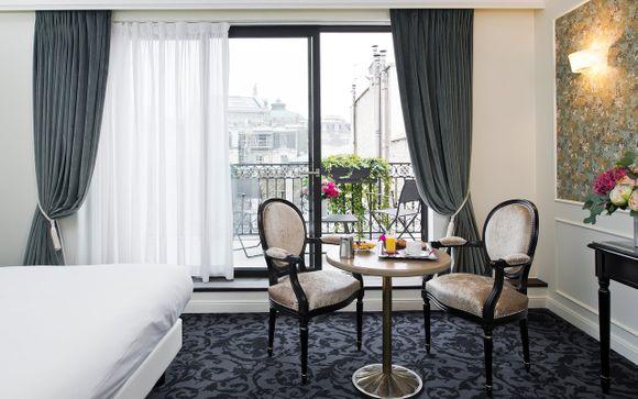 Hotel Saint Petersbourg Paris 4*