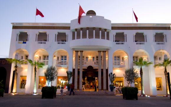 Royal Decameron Tafoukt Beach Resort 4*