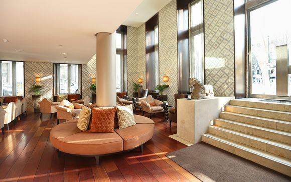 Heritage Avenida Liberdade Hotel 4*