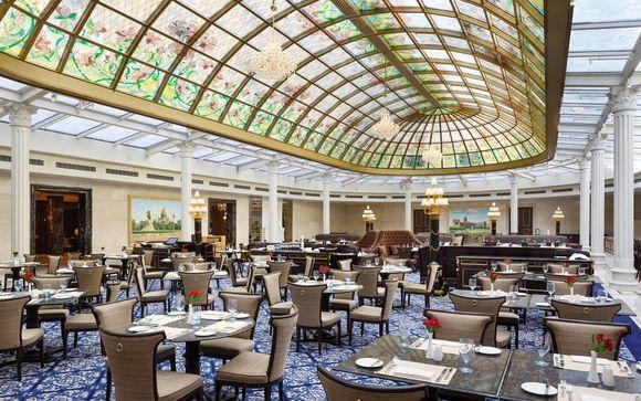 Lotte Hotel St Petersburg 5*