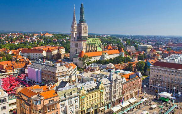 Hotel Dubrovnik Zagreb 4*