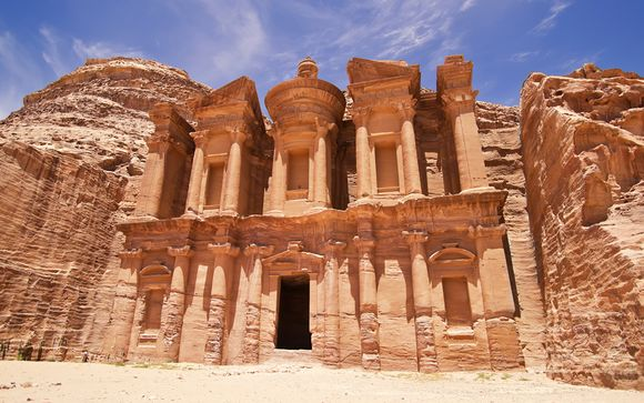 Discover Jordan 4* with Optional 5* Extension