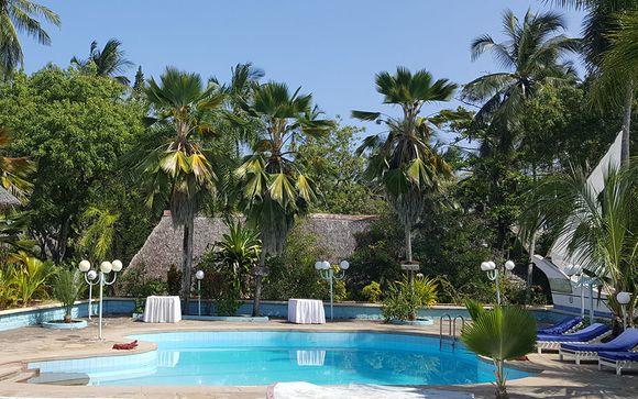 Kilifi Bay Beach Resort with Safari 4*