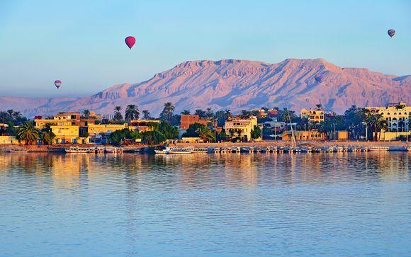 Alhambra Nile Cruise 5*