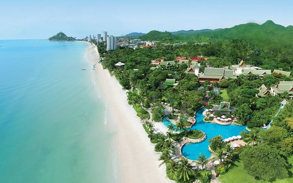 Hyatt Regency, Hua Hin - 8 nights